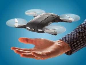 Pocket Drone sammenleggbar FPV-drone Image