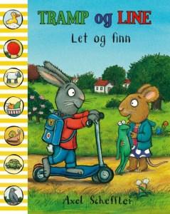 Bok - Tramp og Line - Let og finn Image