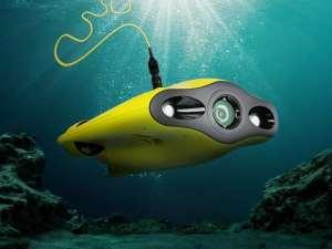 Gladius Mini undervannsdrone Image