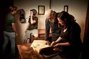 Escape Room: Jakten på Tors Hammer - Opplevelsesgave Image