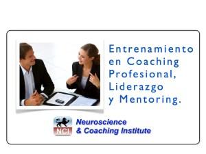 cursos coaching liderazgo luis gaviria