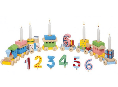 Fødselsdagstog, dåbsgave, fødselsdagsgave
