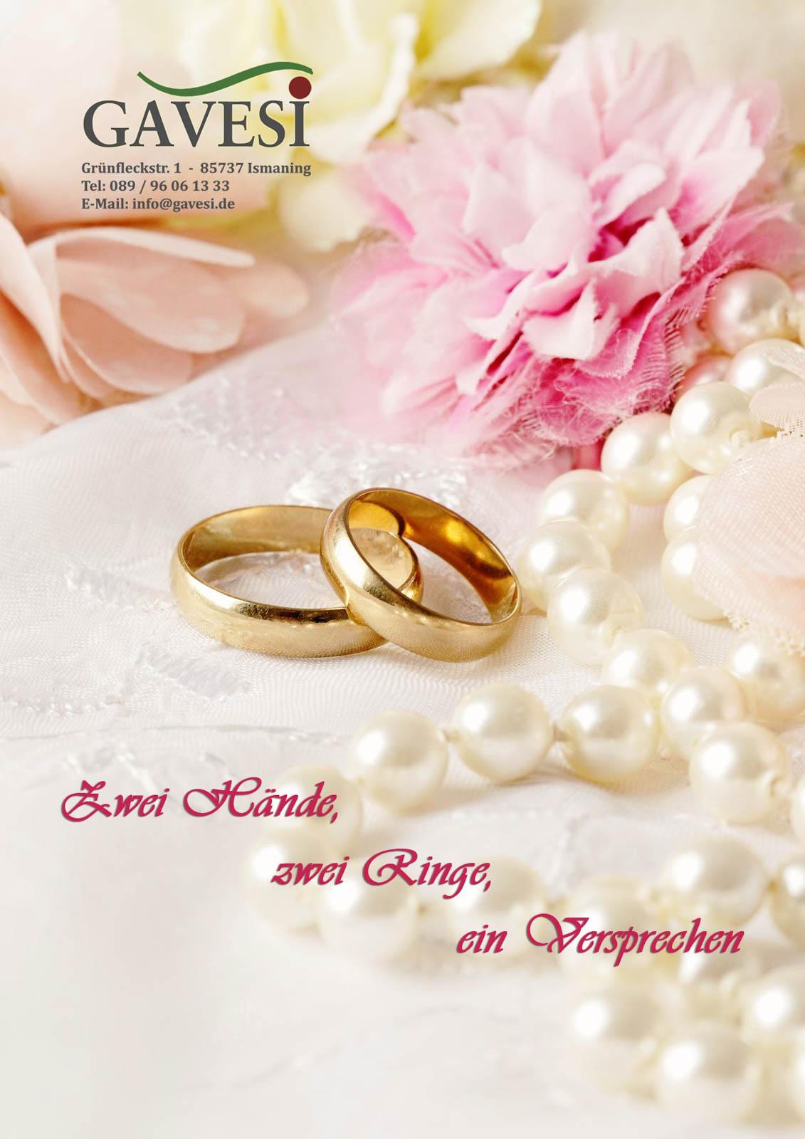 Die Hochzeitsplanung beginnt nach dem Heiratsantrag