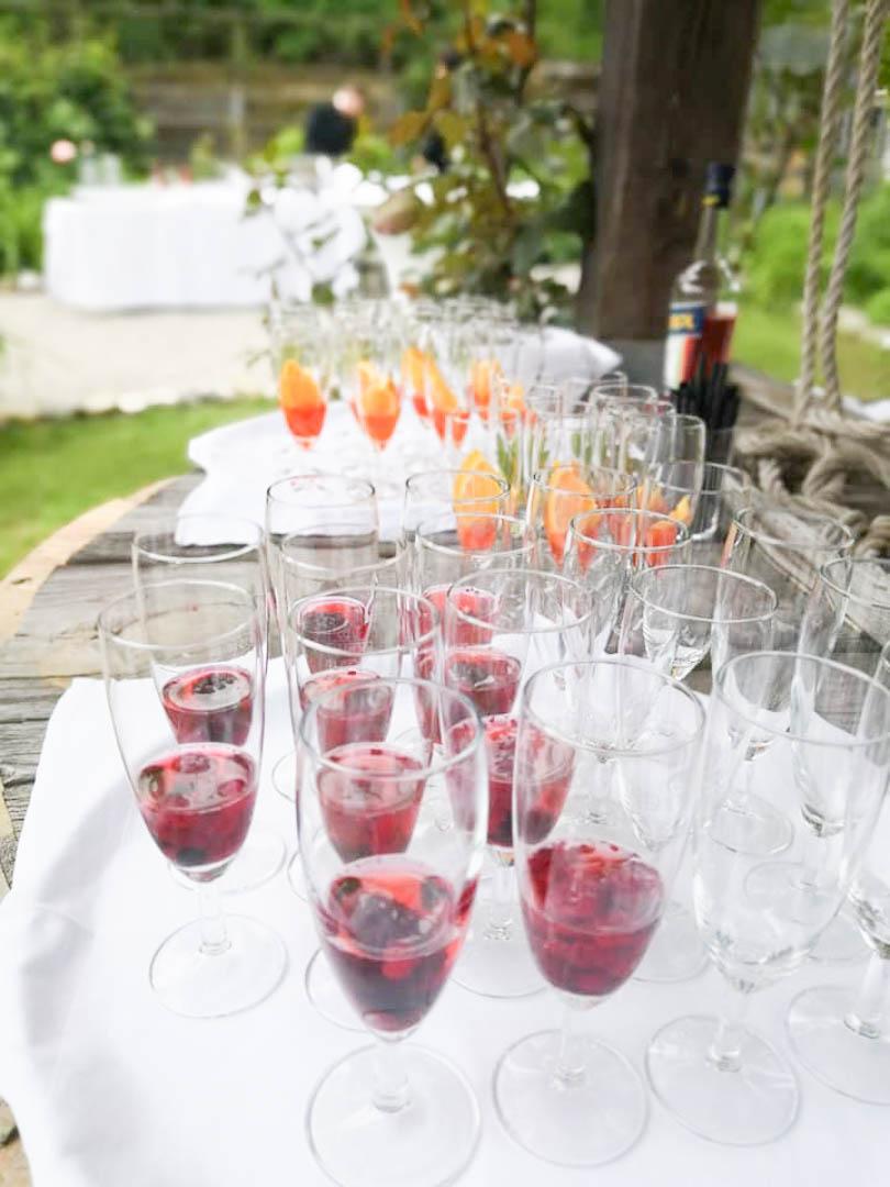Die Hochzeitsplanung  GAVESI Catering fr die Hochzeit