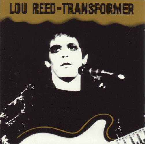 Lou Reed Transformer Mick Rock