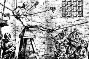 Santa Inquisição - tortura medieval berço-de-judas-tortura-inquisição_1-750x500-min