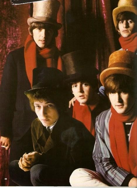 13 de julho dia mundial do rock Beatles e Bob Dylan