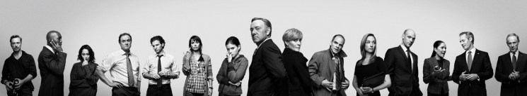 house of cards actors