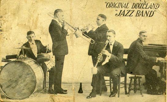 Original Dixieland Jazz Ban