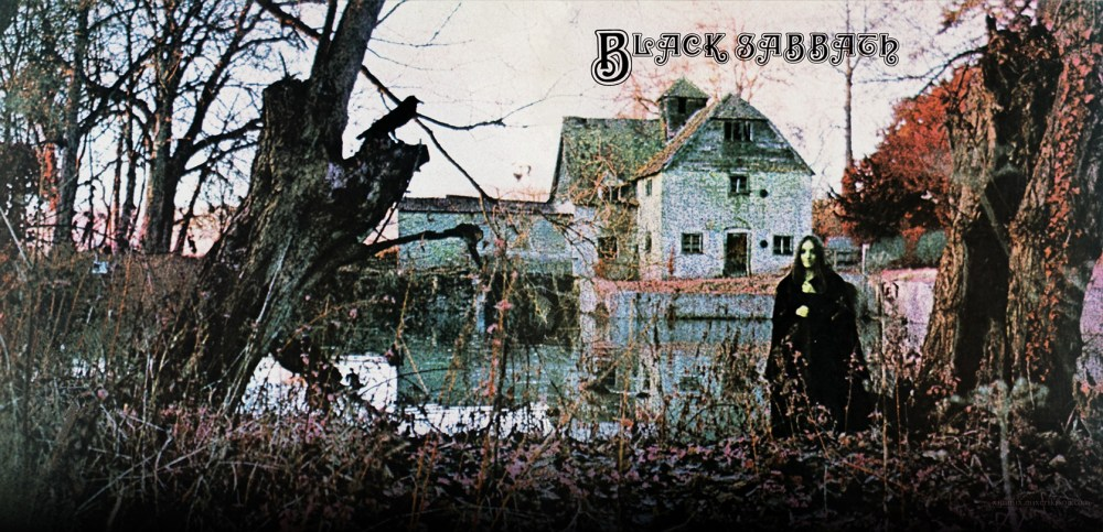 Black Sabbath 1970 Marcus Keef