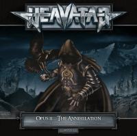 Heavatar Opus II: The Annihilation Beethoven música clássica sinfonia de Beethoven Opus Chopin power thrash metal