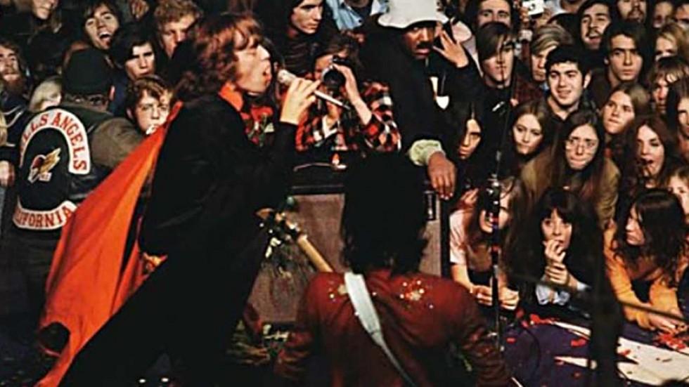 Rolling Stones Altamont Festival Sympathy for the Devil