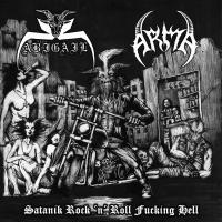Arma - Abigail Satanik Rock n Roll Fucking Hell-min