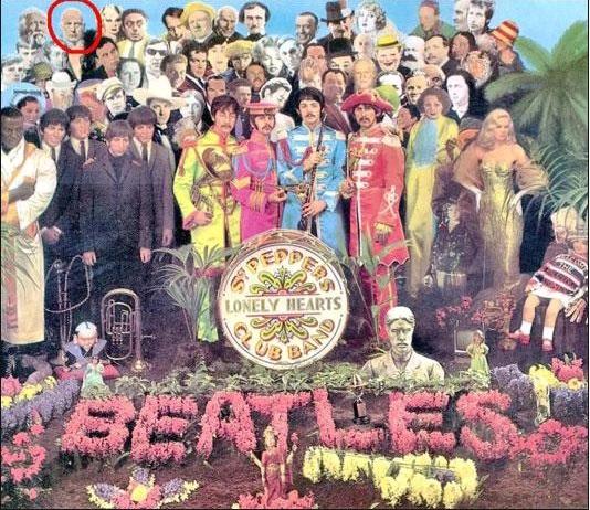 Aleister Crowley Beatles Sgt Pepper
