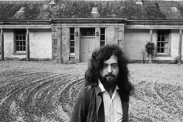 Jimmy Page Boleskine House Aleister Crowley.