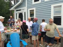 July 29 Happy Hour on the Deck - Ray's Bay