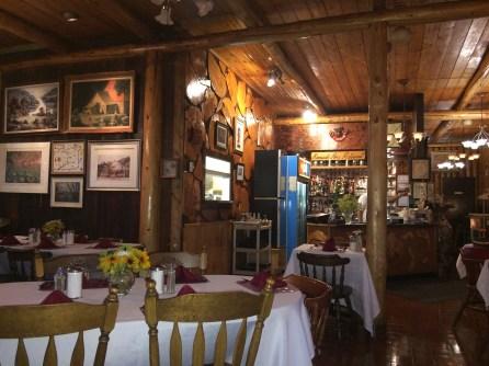 August 16 Kinniwabi Pines Restaurant in Wawa