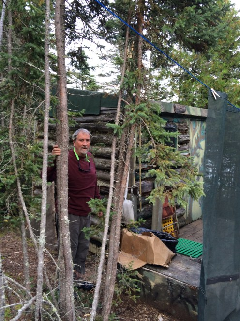 2015 - The hidden sauna