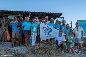 April 21 The BYOB crews in San Evaristo