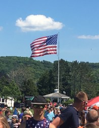 July 4 in Munising, MI
