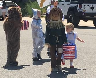 July 4 Pet Parade in Munising