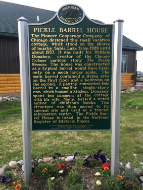 July 5 History of the Pickle House