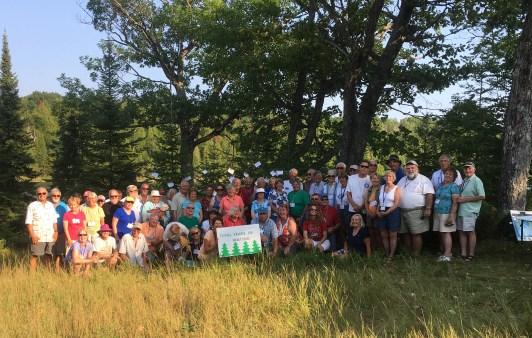 August 4 GLCC Wilderness Rally on Harbor Island