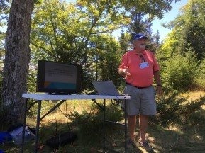 August 6 Computers at a Wilderness Rally?