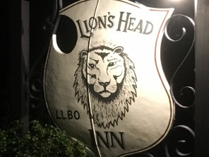 September 12 The Lion's Head Inn