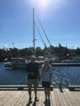 September 12 Little Tub Harbour in Tobermory Ontario