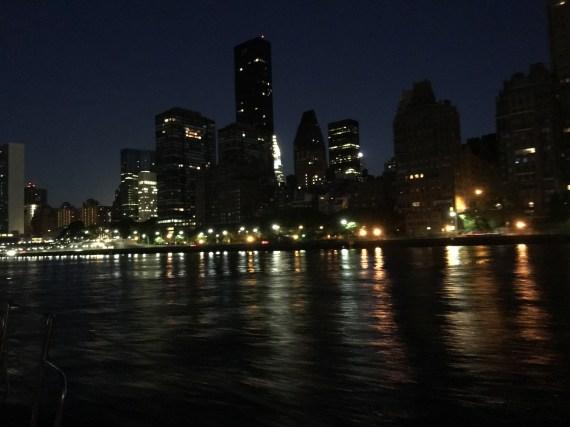 June 8 O-Dark Thirty in New York City