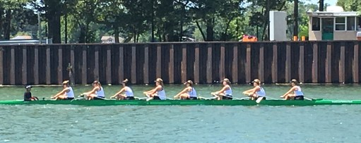 July 9 Rowing Regatta along the Black Rock Canal - New York
