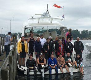 July 27 Water Warriors in Harbor Beach MI