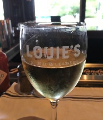 June 4 Everyone stops at Louie's