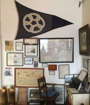 August 4 GLCC memorabilia at Turner's in Little Current