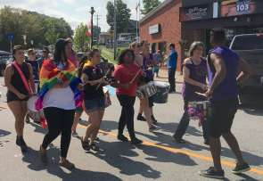 August 20 First ever Pride Weekend on Manitoulin Island - Little Current