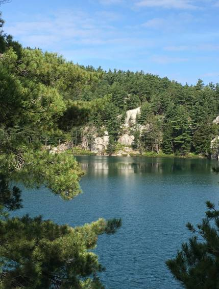 Beautiful Topaz Lake