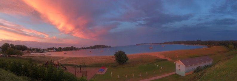 Grand Marais on Lake Superior