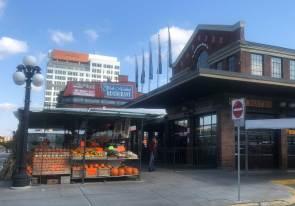 Oct 23 Ottawa Farmer's Market
