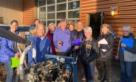 Nov 3 Women's Diesel Class