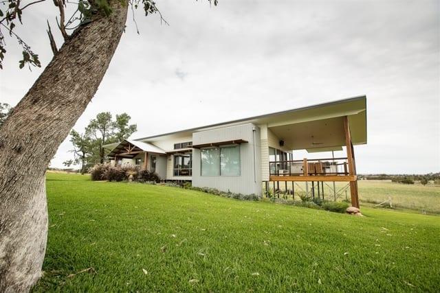 Eschol Ridge House  Gavin Dale Design