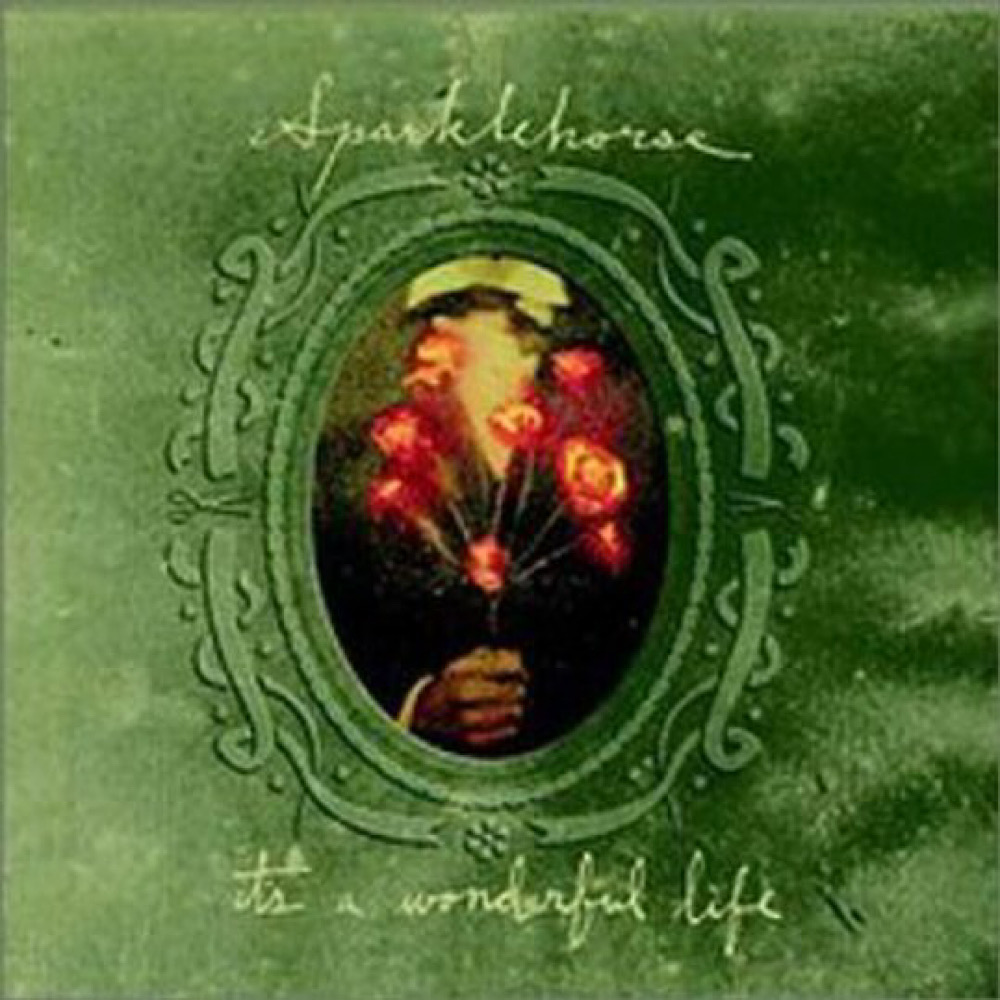 front cover of Sparklehorse album it's a wonderful life