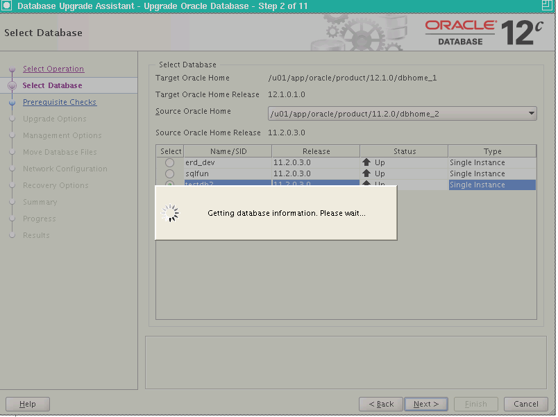 12c Database Upgrade – 11.2.0.3 to 12.1.0.1 upgrade using DBUA | Oracle DBA – Tips and Techniques