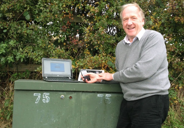 Ballychrochan and Deanfield to enjoy high-speed broadband – finally