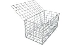 How to Make Gabions Baskets