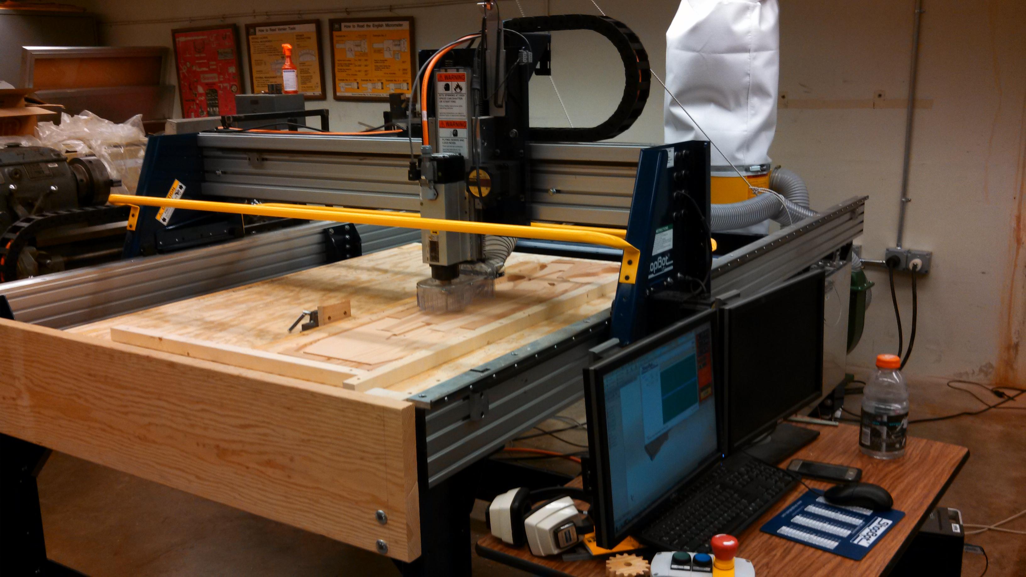 Advanced Manufacturing Lab Gavin Garner