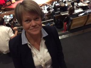 Ulla Anderson är Gävleborgs läns riksdagsledamot och även ekonomisk talesperson för Vänsterpartiet.