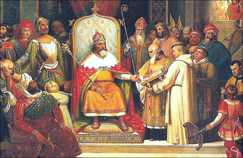 Lanneau de Charlemagne  Gavroche 60