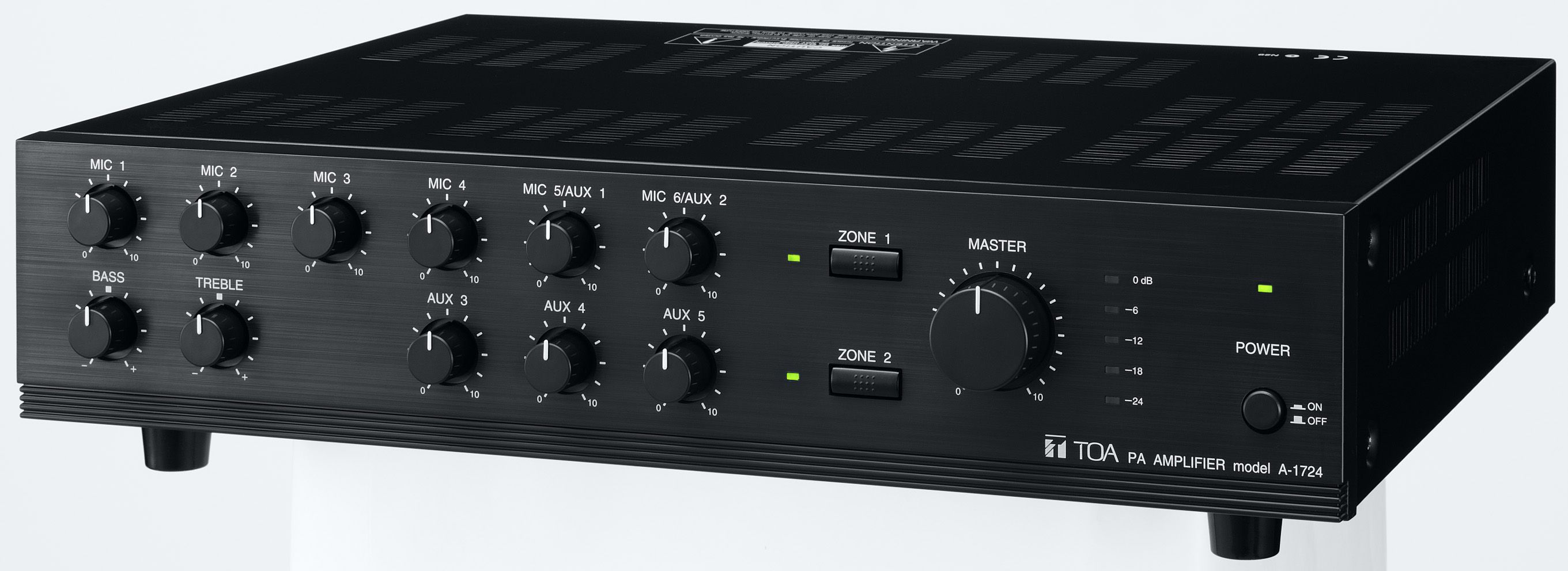 Dual Input Combining Stereo Line Amplifier