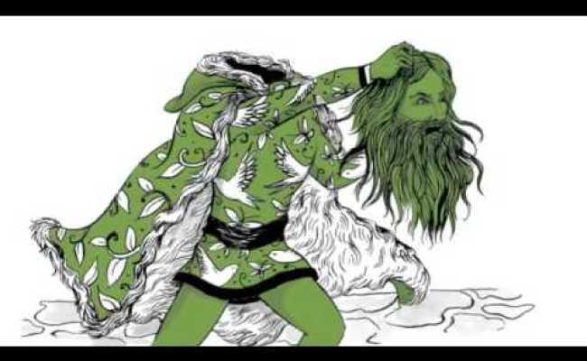 Sir Gawain The Green Knight Eng 204 Final Project